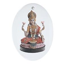 Lakshmi Ornament (Oval)