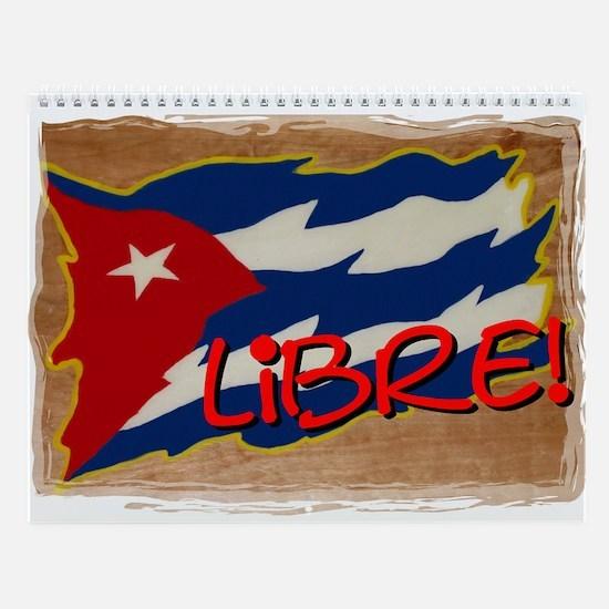 CUBA LIBRE! Wall Calendar