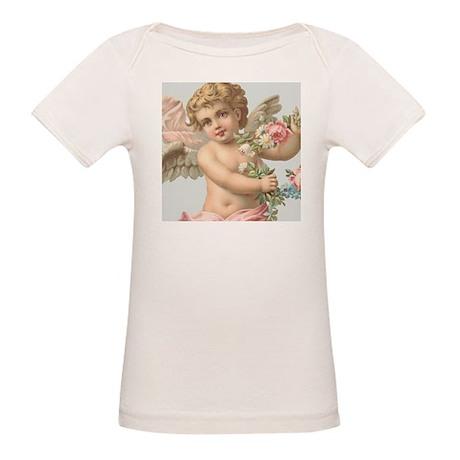 Cherub 1 Organic Baby T-Shirt