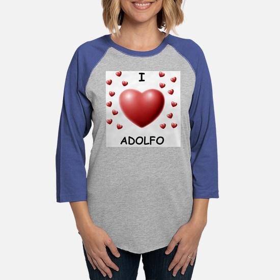 3-STYLE002M-ADOLFO.JPG Womens Baseball Tee