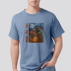heads will roll Mens Comfort Colors Shirt