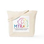 MTRA Rainbow Logo Tote Bag