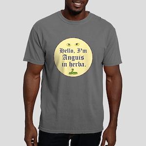 Anguis In Herba Mens Comfort Colors Shirt