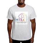 MTRA Rainbow Logo Light T-Shirt