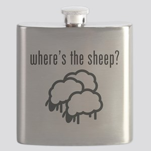 Where's The Sheep? Flask