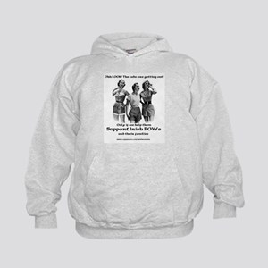 The lads are going home Kids Hoodie