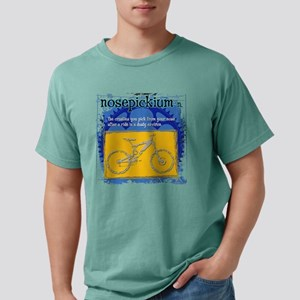 nosepickium Mens Comfort Colors Shirt