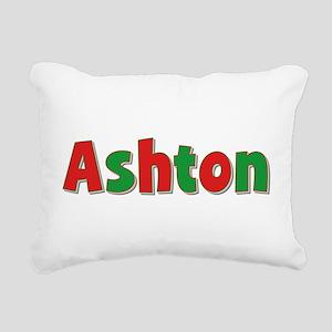 Ashton Christmas Rectangular Canvas Pillow