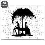 Jane Austen Lovers Puzzle