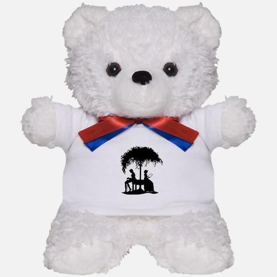 Jane Austen Lovers Teddy Bear
