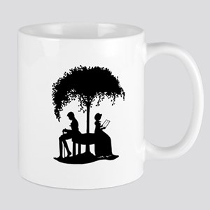 Jane Austen Lovers Mug