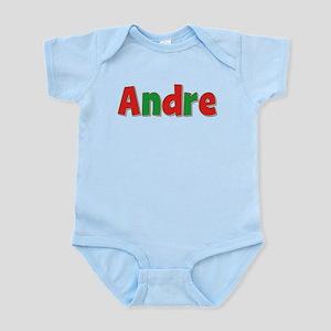 Andre Christmas Infant Bodysuit