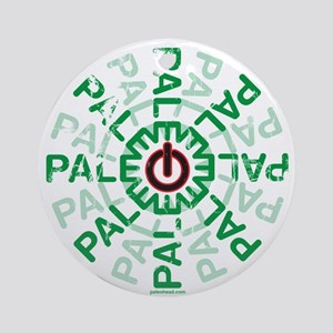 Paleo Power Wheel Ornament (Round)