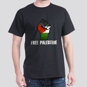 Free Palestine White T-Shirt