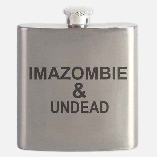 IMAZOMBIE UNDEAD Flask