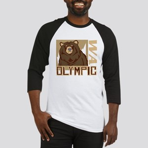 Olympic Grumpy Grizzly Baseball Jersey