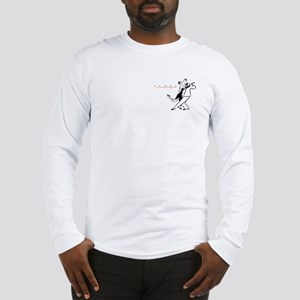2-sided Long Sleeve Tango T-Shirt