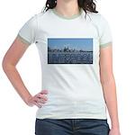 Scenic Liverpool (Blue) Jr. Ringer T-Shirt