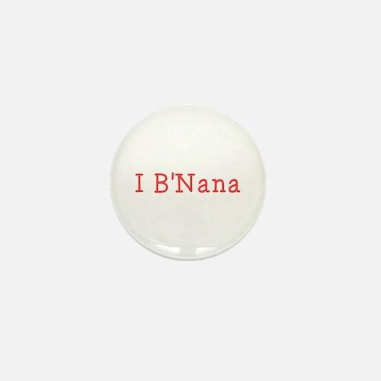 I BNana Mini Button