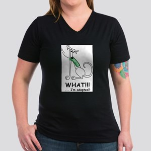 What? Ash Grey T-Shirt T-Shirt T-Shirt