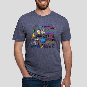 Shower STMemories Mens Tri-blend T-Shirt