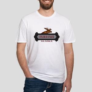 Fairbanks Fleur de Moose Fitted T-Shirt