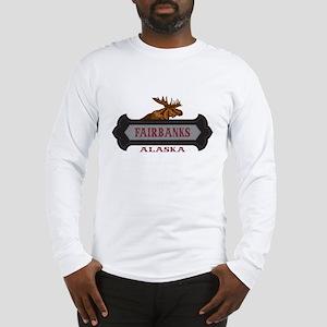 Fairbanks Fleur de Moose Long Sleeve T-Shirt