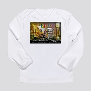 Jah Witness Reggae Long Sleeve Infant T-Shirt