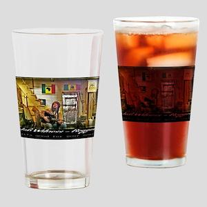 Jah Witness Reggae Drinking Glass