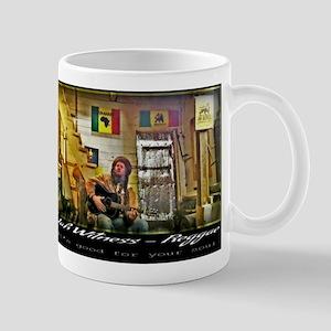 Jah Witness Reggae Mug
