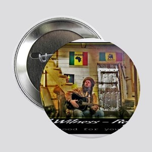 "Jah Witness Reggae 2.25"" Button"
