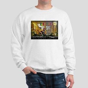 Jah Witness Reggae Sweatshirt