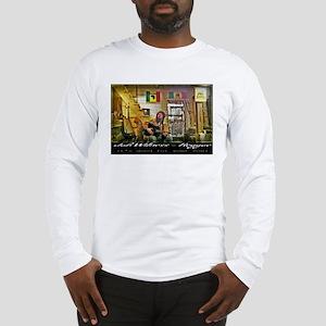 Jah Witness Reggae Long Sleeve T-Shirt