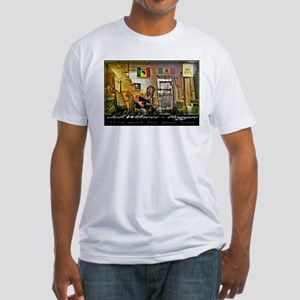 Jah Witness Reggae Fitted T-Shirt
