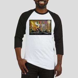 Jah Witness Reggae Baseball Jersey