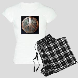 Peace Buckle Women's Light Pajamas