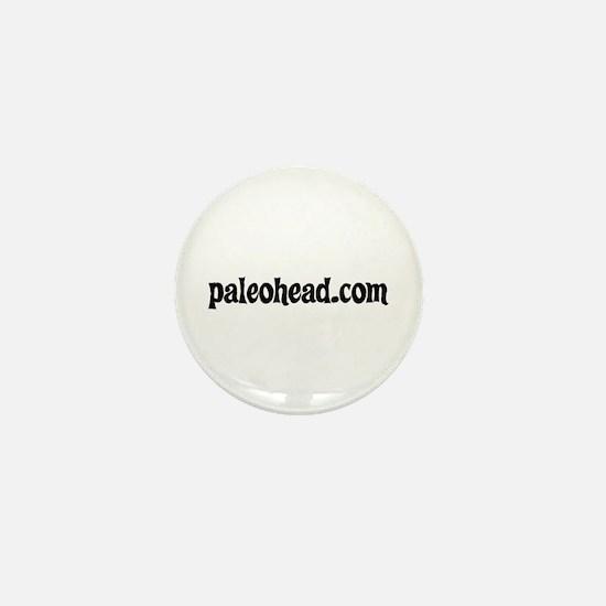 Paleohead.com Mini Button