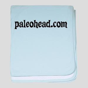 Paleohead.com baby blanket