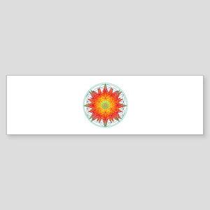 Internal Sun Sticker (Bumper)