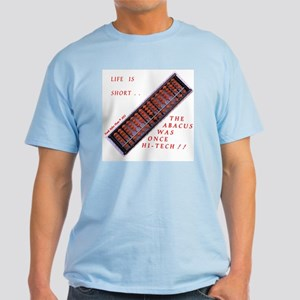 Abacus Light T-Shirt