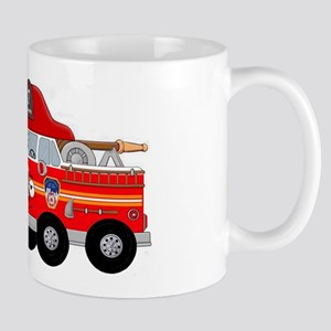 Coops Little Fire Engine Seven FDNY Mug