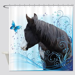 Steed Two Shower Curtain