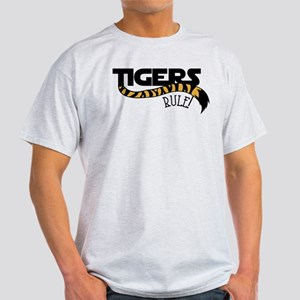 Tigers Rule Light T-Shirt