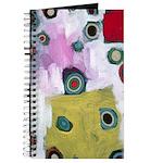 serie cua(dra)do paintings journal