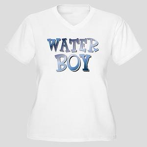 Water Boy Waterboy Women's Plus Size V-Neck T-Shir