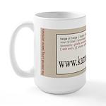 Twiga Large Mug