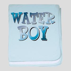 Water Boy Waterboy baby blanket