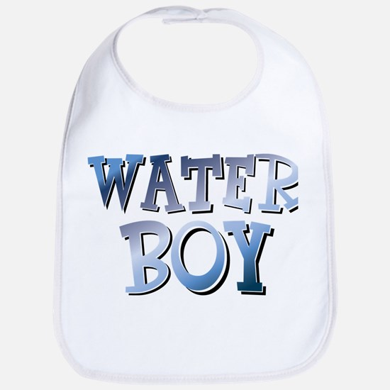 Water Boy Waterboy Bib
