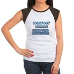 I Dont Get Scared 1 Women's Cap Sleeve T-Shirt