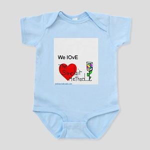 We Love The Sinclair Method Infant Bodysuit